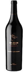 2012 Swanson Vineyards Cabernet Sauvignon, Salon Select, Napa Valley, 750ml