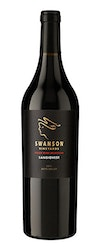 2015 Swanson Vineyards Sangiovese, Salon Select, Napa Valley, 750ml
